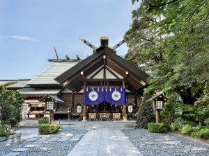 ホテルメトロポリタンエドモント:東京大神宮 ホテルより徒歩5分、初詣、合格祈願、縁結び祈願の参拝にいかがでしょうか。