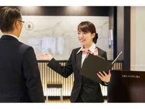 三井ガーデンホテル岡山:ようこそ、晴れの国おかやまへ 地元を知り尽くしたスタッフが笑顔でお迎えいたします。