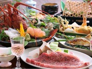帝釈峡観光ホテル別館 養浩荘:ご夕食メニュー
