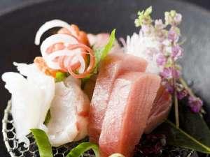 谷川の湯 あせび野:料理一例