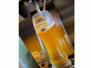 モンテインホテル:『生ビール始めました♪』