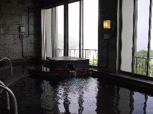 国民宿舎 くじゃく荘:5階展望浴場