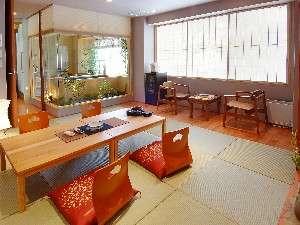 こんぴら温泉湯元八千代:展望風呂付客室