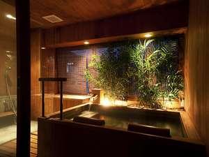 こんぴら温泉湯元八千代:匠が造った貸切風呂