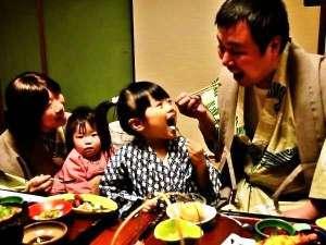 こんぴら温泉湯元八千代:ご家族でゆっくりお部屋食(*^_^*)