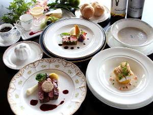グランドサンピア猪苗代リゾートホテル:2017秋の新作 プレミアムコース料理