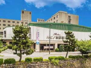 ホテルルビノ京都堀川 外観
