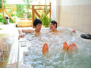 死海風呂と岩盤浴 くつろぎのひと時 ヒーリングイン ホワイトペンション