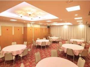 所沢パークホテル:バンケットルーム「白峰」。各種ご宴会・会議を承っております