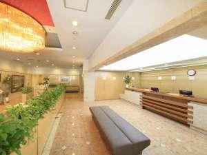 所沢パークホテル:ロビー