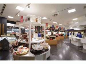 ユートリー・八戸地域地場産業振興センター:お土産品売場