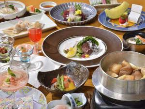 定山渓グランドホテル瑞苑:【美泉遊膳】季節をうつす和食膳<5~6月>
