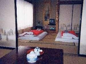 温泉イン36SO:和室12畳のお部屋