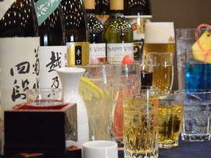 鬼怒川ロイヤルホテル【伊東園ホテルズ】:夕食時90分アルコール飲み放題