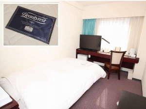 大分センチュリーホテル:シモンズのマットレス♪羽毛布団も一新しました♪