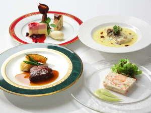 雲仙観光ホテル:洋食ディナー「テロワール」※イメージ
