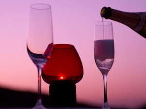 雲仙観光ホテル:シェフソムリエが厳選したワインセットをご用意※イメージ