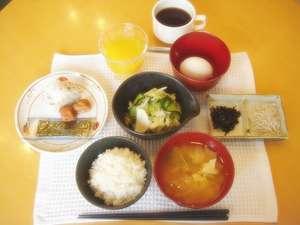 東横イン羽田空港Ⅰ:手作りの温かい朝食です。どうぞお召し上がりください!