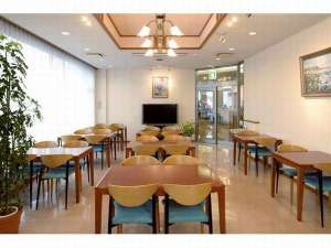朝食用レストラン『茉莉花(マリカ)』営業時間は午前7:00~9:30です。