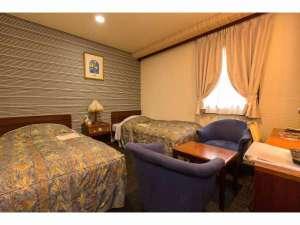 セントラルホテル八王子:部屋のインテリアは各部屋毎に異なります。