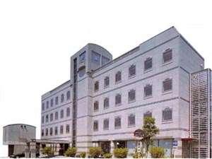 ホテルラクーネ島田 外観