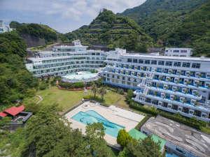 堂ヶ島温泉ホテル 外観