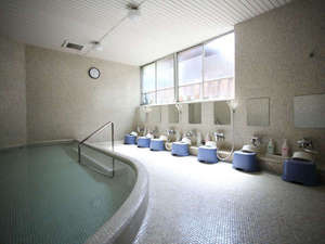 旭屋旅館:一日の疲れを癒やす浴場