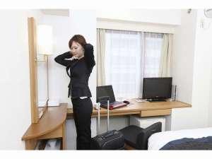 ホテル法華クラブ広島:シングルルーム