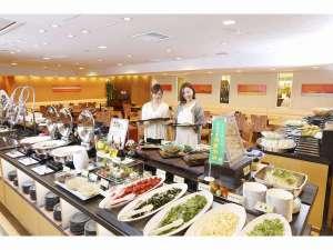 ホテル法華クラブ広島:和洋朝食バイキング(6:30~10:00 ラストオーダー9:30)