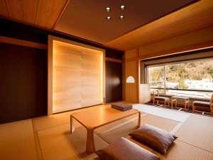 和モダンフロア「粋」。スタイリッシュで快適なお部屋。ワンランク上の非日常の気分をお楽しみ頂けます