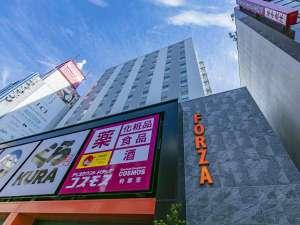 FORZA ホテルフォルツァ大阪なんば道頓堀(2021/5/1オープン)の写真