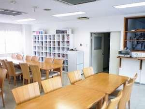 福岡ユースホステル:食堂