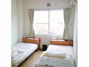 福岡ユースホステル:洋室例