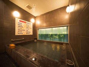 スーパーホテル防府駅前 天然温泉 天神の湯の写真