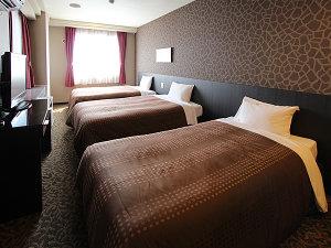ホテルリブマックス神戸:【トリプルルーム】3名様までお泊り頂けます。