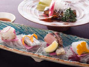 神戸ベイシェラトン ホテル&タワーズ:【日本料理「松風」】素材を吟味した旬を愛でる伝統的な日本料理を。