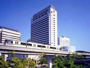 神戸ベイシェラトンホテル&タワーズ 外観