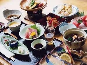 くらま温泉:季節の食材をふんだんに活かした月替りの京会席料理