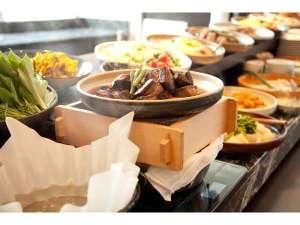 ホテル龍名館東京:四季彩食膳和食ブッフェ