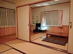 屋久島 旅人の宿 まんまる:各部屋Wi-Fi・TV・エアコン・トイレ・洗面所完備