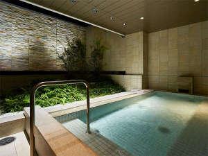 三井ガーデンホテル五反田(2018年6月29日オープン):最上階16F大浴場【SPA】女性外湯