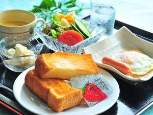 ファーストイン早岐:【和or洋 選べる朝食】※写真は「洋朝食」の一例です