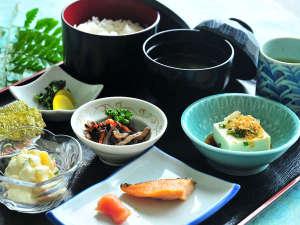 ファーストイン早岐:【和or洋 選べる朝食】※写真は「和朝食」の一例です