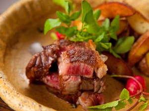 おやど 二本の葦束:【馳走庵 -Dining Place Chisouan-】旨味がじゅっわ~っと広がるメインデッシュ