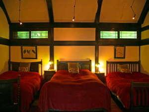 おやど 二本の葦束:【我不歳月 -GAFUSAIGETSU-】寝室