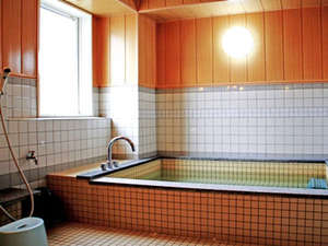 男性専用浴場