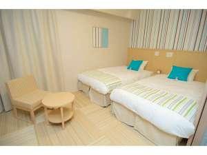 日和(ひより)ホテル舞浜:ベッド①