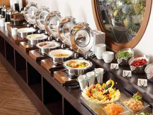 日和(ひより)ホテル舞浜(2017年4月28日オープン):ご朝食(ビュッフェスタイル)