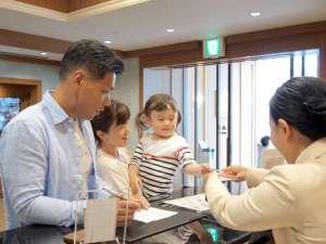 日和(ひより)ホテル舞浜(2017年7月1日グランドオープン):フロント