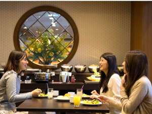 日和(ひより)ホテル舞浜(2017年7月1日グランドオープン):種類豊富な朝食で一日の元気の源に♪